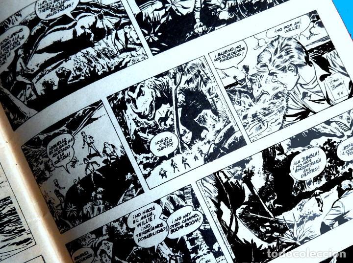 Cómics: FLASH GORDON, VOL. 2 - Nº 8, LOS VIAJEROS DEL TIEMPO 2-COMICS-ART / EDIT. VÉRTICE, 1979. ORIGINAL - Foto 5 - 159695614