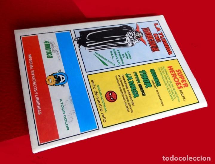 Cómics: FLASH GORDON, VOL. 2 - Nº 8, LOS VIAJEROS DEL TIEMPO 2-COMICS-ART / EDIT. VÉRTICE, 1979. ORIGINAL - Foto 6 - 159695614