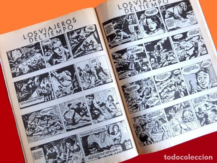 Cómics: FLASH GORDON, VOL. 2 - Nº 7, LOS VIAJEROS DEL TIEMPO-COMICS-ART / EDICIONES VÉRTICE, 1979. ORIGINAL - Foto 4 - 159695930