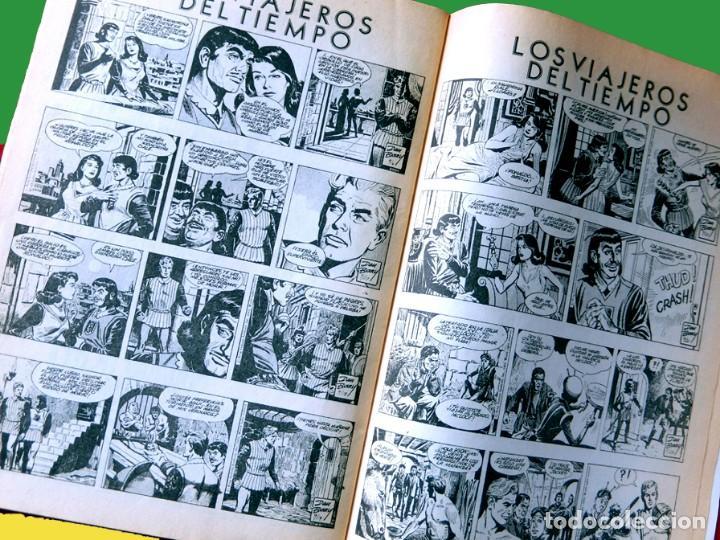 Cómics: FLASH GORDON, VOL. 2 - Nº 7, LOS VIAJEROS DEL TIEMPO-COMICS-ART / EDICIONES VÉRTICE, 1979. ORIGINAL - Foto 5 - 159695930