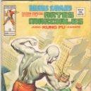Cómics: RELATOS SALVAJES ARTES MARCIALES Nº 22.CUANDO MATA LA CIMITARRA.PUÑO DE HIERRO.VERTICE.1976. Lote 159709714