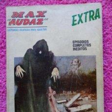 Cómics: MAX AUDAZ 21 EDICIONES VERTICE 1970 EL CASTILLO SINIESTRO. Lote 159737226