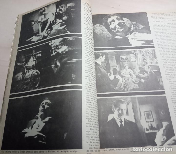Cómics: Relatos Salvajes Monsters Vol.1 nº 23.Especial Horror de Dracula.Vértice.1974. - Foto 2 - 159752766