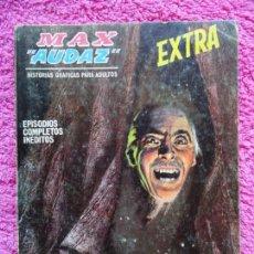Cómics: MAX AUDAZ 17 EDICIONES VERTICE 1969 EL MUSEO DEL HORROR. Lote 159832850