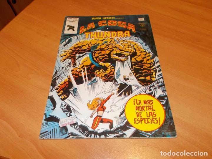 SUPER HEROES V.2 Nº 121 (Tebeos y Comics - Vértice - Super Héroes)