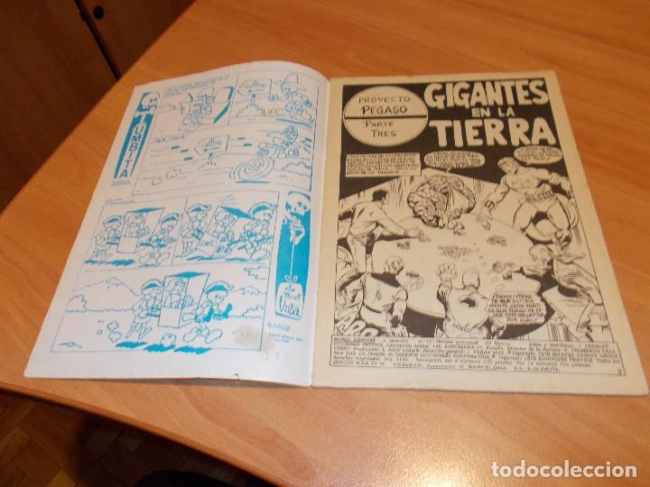 Cómics: SUPER HEROES V.2 Nº 121 - Foto 3 - 159871182