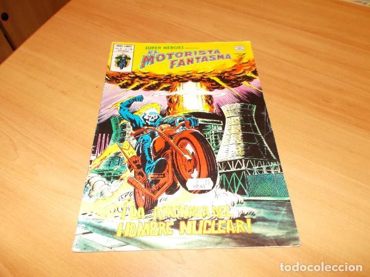 SUPER HEROES V.2 Nº 119 (Tebeos y Comics - Vértice - Super Héroes)
