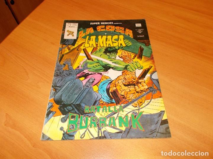 SUPER HEROES V.2 Nº 115 (Tebeos y Comics - Vértice - Super Héroes)