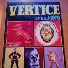 Cómics: SELECCIONES VÉRTICE DE AVENTURAS - ANUAL 1970. Lote 159897510