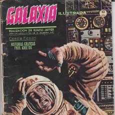 Cómics: COMIC COLECCION GALAXIA Nº 1. Lote 160078334