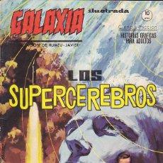 Cómics: COMIC COLECCION GALAXIA Nº 9. Lote 160078466