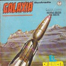 Cómics: COMIC COLECCION GALAXIA Nº 10. Lote 160078530