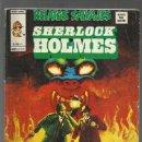Cómics: RELATOS SALVAJES 36: SHERLOCK HOLMES, 1973, VERTICE, BUEN ESTADO. Lote 160085146