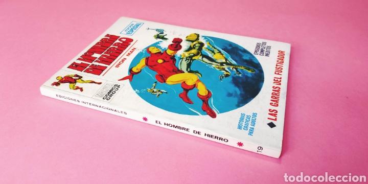 EXCELENTE ESTADO EL HOMBRE DE HIERRO 19 VERTICE (Tebeos y Comics - Vértice - Hombre de Hierro)