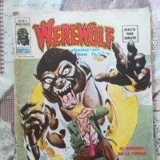 Cómics: WEREWOLF V 2 Nº 2. Lote 187327463