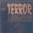 Cómics: TERROR A MEDIANOCHE NUMERO 2. Lote 160289342