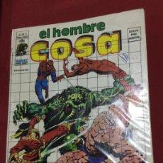 Cómics: VERTICE EL HOMBRE COSA NUMERO 9 NORMAL ESTADO. Lote 160332610