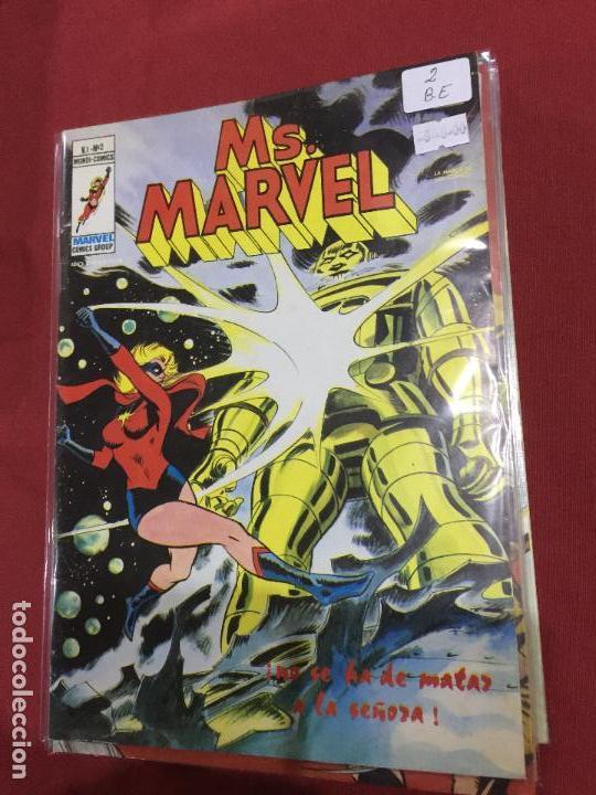 VERTICE MS. MARVEL NUMERO 2 BUEN ESTADO (Tebeos y Comics - Vértice - V.1)