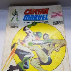 Cómics: COMIC CAPITÁN MARVEL NÚMERO 2 DE 1969. Lote 160400237
