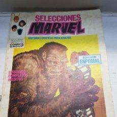 Cómics: COMIC SELECCIÓNES MARVEL NÚMERO 12 DE 1971. Lote 160400873