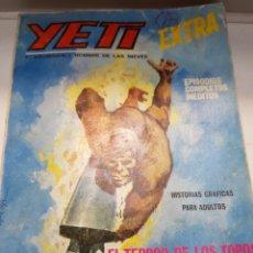 Cómics: COMIC DE VÉRTICE -YETI NÚMERO 5 DE 1968. Lote 160408900