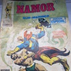 Cómics: COMIC NAMOR DE VÉRTICE AÑO 1970 NÚMERO 2. Lote 160410057