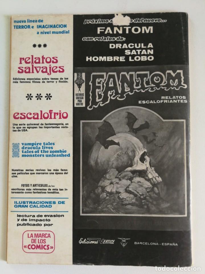 Cómics: FANTOM Vol.2 nº 7 VÉRTICE - Foto 2 - 160450894