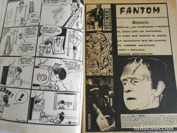 Cómics: FANTOM Vol.2 nº 7 VÉRTICE - Foto 3 - 160450894