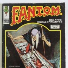 Comics: FANTOM VOL.1 Nº 33 VÉRTICE. Lote 160452094