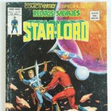 Cómics: STARLORD (RELATOS SALVAJES) VOL.1 Nº 70 - VÉRTICE 1979. Lote 160509462