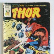 Cómics: THOR V.2 Nº 51 - VÉRTICE 1980. Lote 160517058