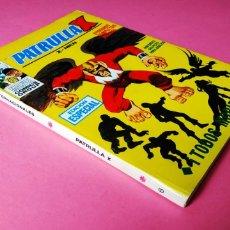 Cómics: EXCELENTE ESTADO PATRULLA X 8 VERTICE. Lote 160598977