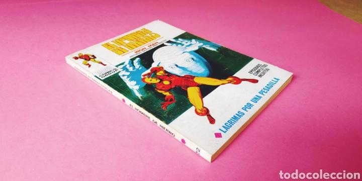 CASI EXCELENTE ESTADO EL HOMBRE DE HIERRO 22 VERTICE (Tebeos y Comics - Vértice - Hombre de Hierro)
