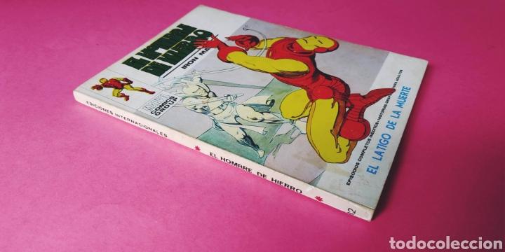 MUY BUEN ESTADO EL HOMBRE DE HIERRO 32 VERTICE (Tebeos y Comics - Vértice - Hombre de Hierro)