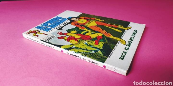 BUEN ESTADO EL HOMBRE DE HIERRO 27 VERTICE (Tebeos y Comics - Vértice - Hombre de Hierro)