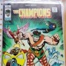 Cómics: SUPER HEROES - VOLUMEN 2 - NÚMEROS 49, 55, 75, 76, 84 Y 96 - LOS CAMPEONES - EDITORIAL VÉRTICE . Lote 160638242