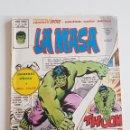 Cómics: MARVEL COMICS - LA MASA VOL. 3 Nº 36 VERTICE MUNDI COMICS 1978 THE HULK AVENGERS VENGADORES. Lote 160683178