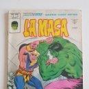 Cómics: MARVEL COMICS - LA MASA VOL. 3 Nº 38 VERTICE MUNDI COMICS 1979 THE HULK AVENGERS VENGADORES. Lote 160683234