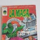 Cómics: MARVEL COMICS - LA MASA VOL. 3 Nº 42 VERTICE MUNDI COMICS 1980 THE HULK AVENGERS VENGADORES. Lote 160683330