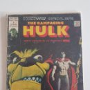 Cómics: MARVEL COMICS - THE RAMPAGING HULK Nº 5 VERTICE MUNDI COMICS 1980 LA MASA AVENGERS VENGADORES. Lote 160683550