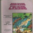 Cómics: MUNDI COMICS CLASICOS ROBINSON CRUSOE Nº 7 EDICIONES VÉRTICE. Lote 160707874