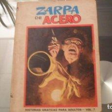 Cómics: ZARPA DE ACERO. Lote 160846086