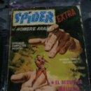 Cómics: SPIDER EL HOMBRE ARAÑA EXTRA EPISODIOS COMPLETOS EL REDUCTOR MALEFICO. Lote 160877458