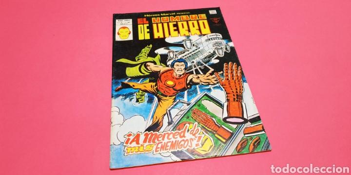 BASTANTE NUEVO HEROES MARVEL 67 VERTICE VOL II (Tebeos y Comics - Vértice - Hombre de Hierro)