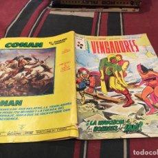 Cómics: LOS VENGADORES - Nº46 - VOL2 - MUNDI COMICS , 1978 VERTICE. Lote 160985930