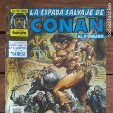 Cómics: LA ESPADA SALVAJE DE CONAN. 2ª EDIC. Nº 129. Lote 161024766