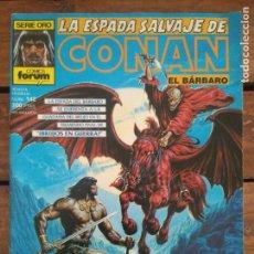 Cómics: LA ESPADA SALVAJE DE CONAN. 2ª EDIC. Nº 142. Lote 161024862