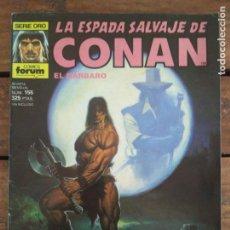 Cómics: LA ESPADA SALVAJE DE CONAN. 2ª EDIC. Nº 155. Lote 161025030