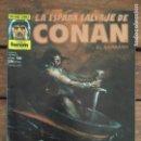 Cómics: LA ESPADA SALVAJE DE CONAN. 2ª EDIC. Nº 156. Lote 161025262