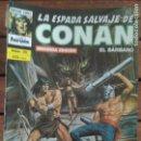 Cómics: LA ESPADA SALVAJE DE CONAN. 2ª EDIC. Nº 35. Lote 161025882